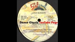 "Leroy Burgess - Heartbreaker (A Shep Pettibone 12"" Inch Mix)"