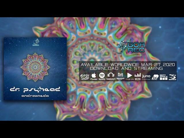 Dr  Psyhead: Andromeda
