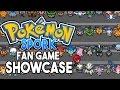 Pokemon Spork Fan Game Showcase ALL DEM STARTERS Pokemon Fan Game Showcase 12