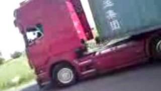 Scania sound