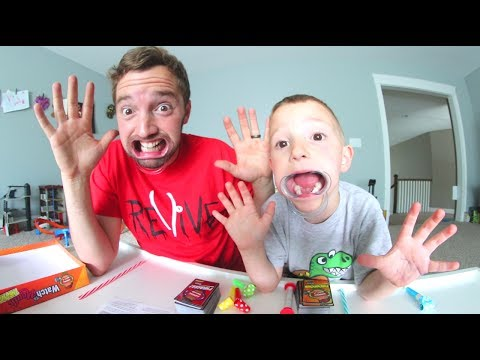 Thumbnail: FATHER & SON PLAY WATCH YA MOUTH!