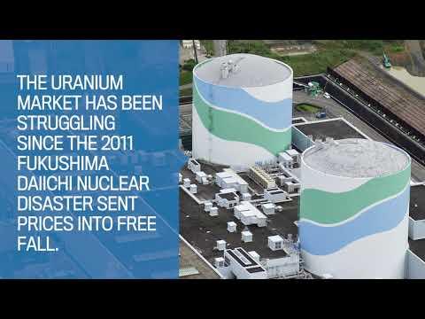 Uranium In Saskatchewan
