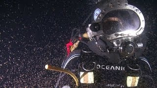 EPIC NIGHT DIVE - OCEAN CRITTERS COME ALIVE!