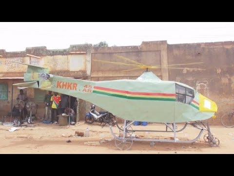 Bientôt un avion made in Burkina?