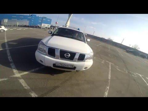 """Лучший обзор """"Тест драйв от Юревича"""" Nissan Armada / Best review of Nissan Armada"""