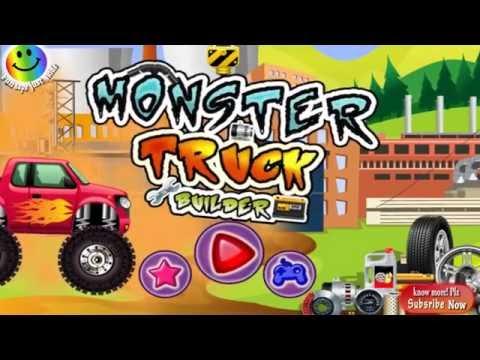 Monster Truck Builder & Maker