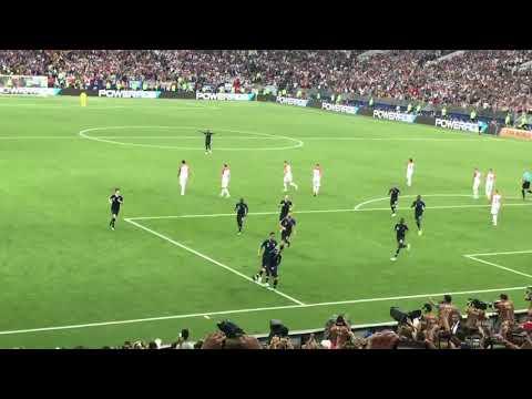 WM 2018 Griezmann Take the L dance Fortnite