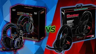 HyperX Cloud Stinger Vs Kotion Each G2000 Pro Review