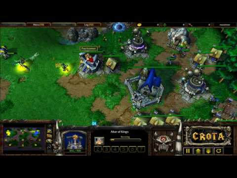 [ESL] TheyCallMeImba (HU) vs Orc-Worker (Orc) - G1 - WarCraft 3 - WC1836