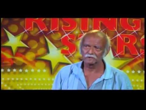 Uncle -  Mashing up Digicel Rising Star