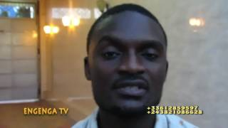 Eyindi Fr. David Elisha alobeli pona Album na ye: Né pour vaincre