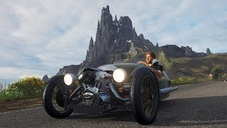 Forza Fortune Island - Part 3 - Morgan Three-Wheeler (WTF 😂)