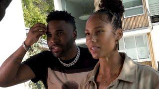Alicia Keys & Jason Derulo Vlog YouTube Videos