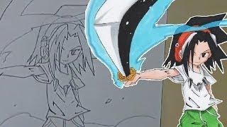 Let´s Draw Yoh Asakura