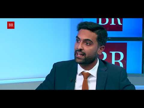 Telegraph Best of British series - Qasim Akhtar interview