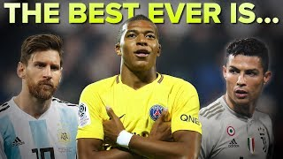 5 ways Mbappe can surpass Messi and Ronaldo