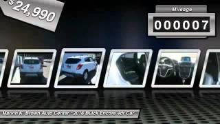 2016 Buick Encore San Diego CA 216030