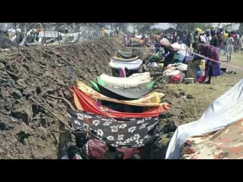 Süd Sudan - Im Flüchtlingscamp der UN (deutsch, german)