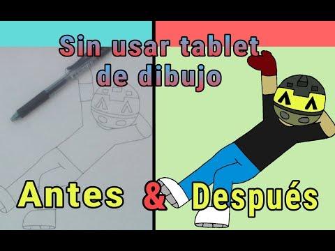 Como hacer dibujo digital sin tablet de dibujo thumbnail