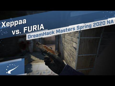 [Highlights] Xeppaa vs. FURIA - DH Spring  North America
