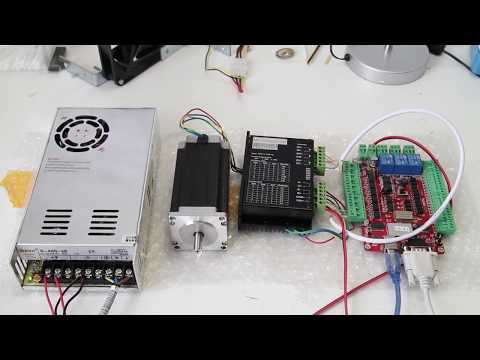 how to build a stepper motor driver