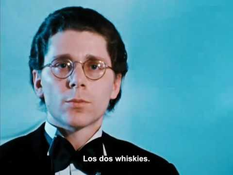 EL MUNDO CONECTADO PELICULA  PARTE 1 World on a Wire 1 Welt am Draht 1973 Rainer Werner Fassbinder