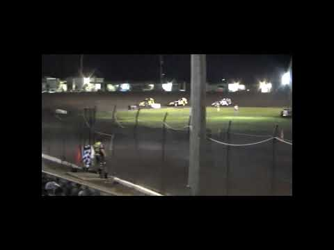 Modified Amain @ Hancock County Speedway 07/26/19