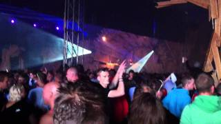 Scope DJ - Lockdown live @ DefQon.1 2011 Ultra Violet Stage