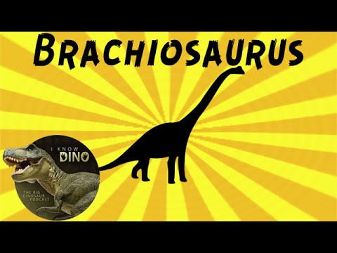 Brachiosaurus: Dinosaur of the Day