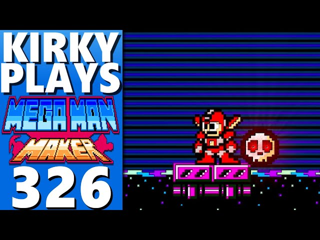 Playing Your Mega Man Maker Levels 326 - Touhou Rock Maiden FC Part 3 [Finale]