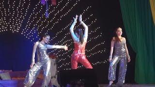 02 Индийские танцы