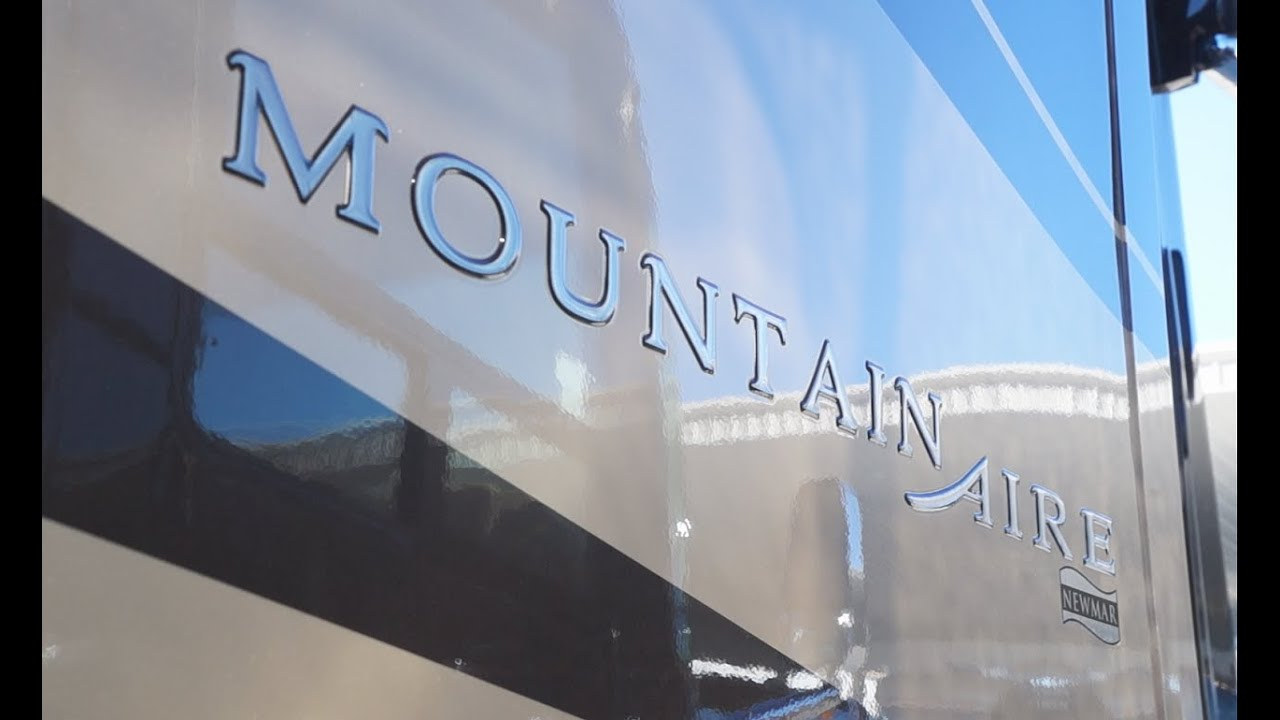 2007 Mountain Aire 4523 By Newmar
