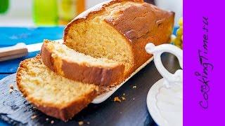 Медовый Кекс - простой рецепт - как быстро и вкусно испечь вкусный кекс