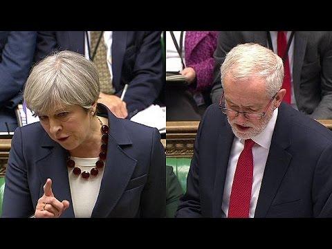 """""""Unfähig für den Posten des Premierministers"""" - Schlagabtausch im britischen Parlament"""