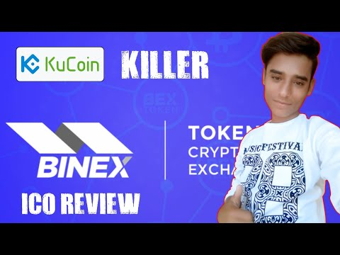 Binex.Trade Exchange ICO - Really A Kucoin Killer Exchange Which Give You 70% Of Trade Fees