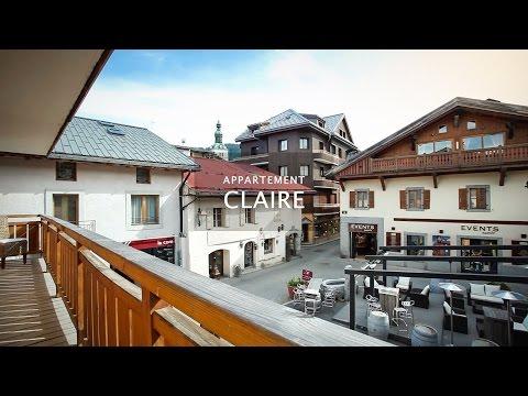 Appartement CLAIRE - Megève - Eden Luxury Homes