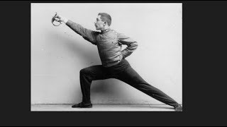 Уроки фехтования начала ХХ века / Fencing lessons in early twentieth century Russia