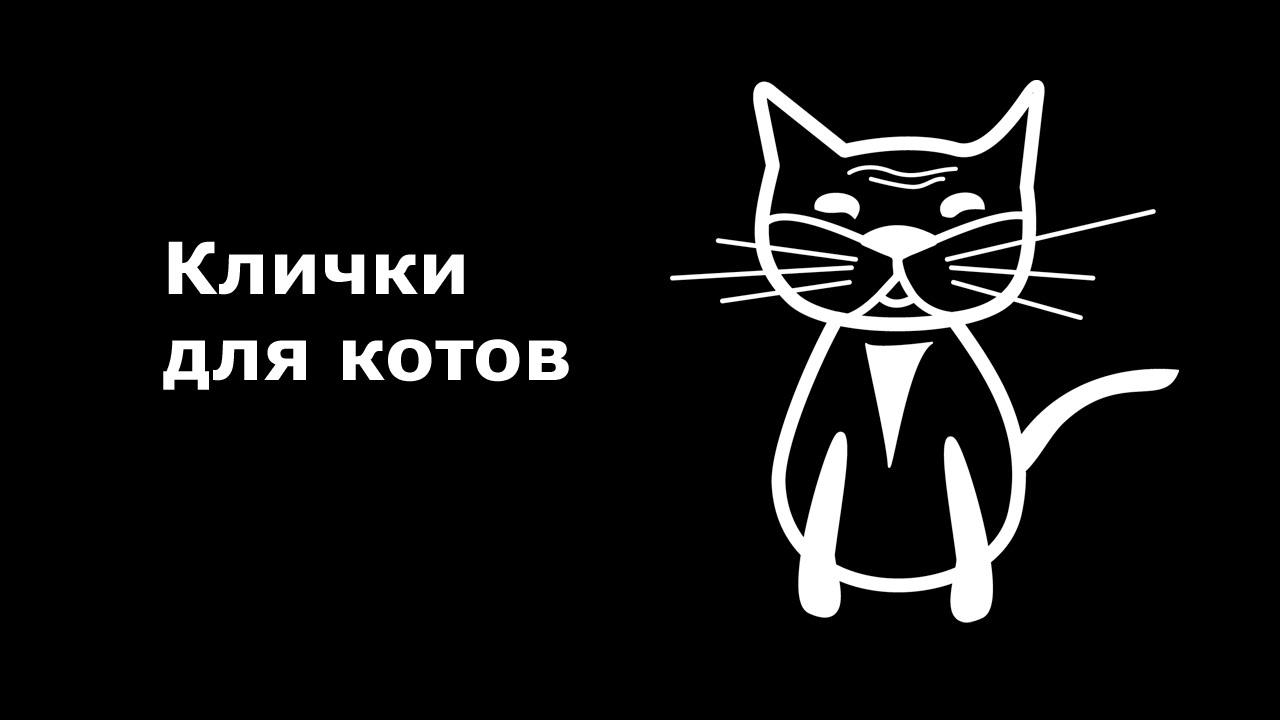 Кличка для рыже-белого кота мальчика