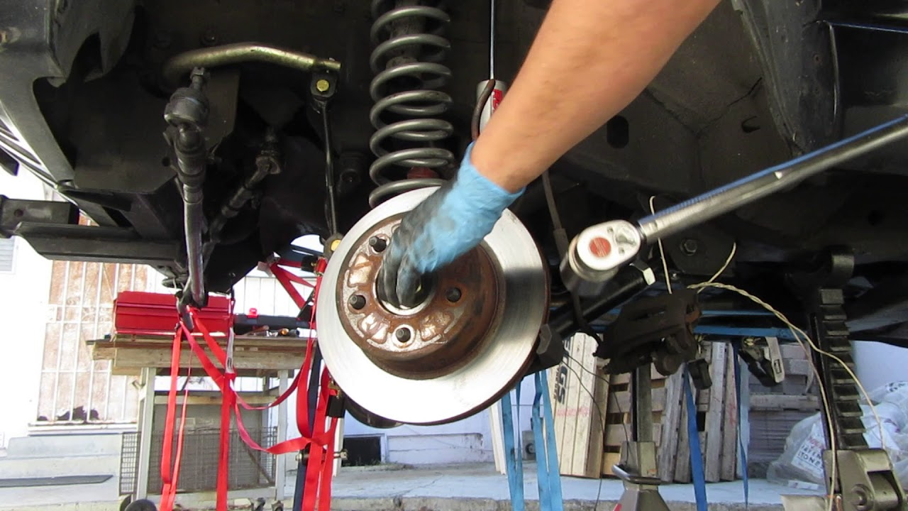 Jeep ZJ 5 9 Torque Front Axle Shaft on to Hub