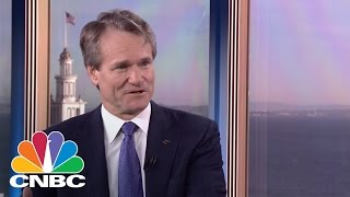 Bank Of America CEO Brian Moynihan: Banking On The Future | Mad Money | CNBC
