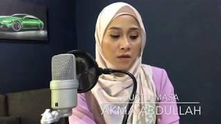 Gambar cover Suatu Masa • M. Nasir | Cover by Akma Abdullah