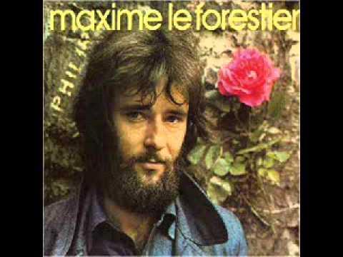 Maxime Le Forestier - La Rouille/Mourir Pour Une Nuit