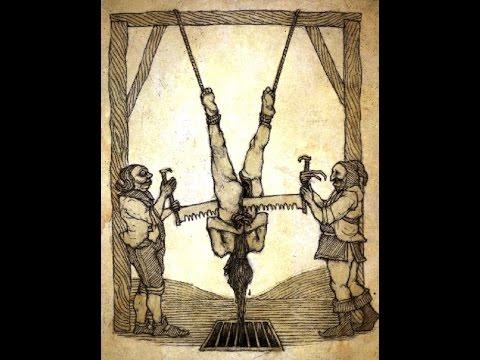 Les 10 PIRES méthodes d'EXÉCUTION de l'Histoire