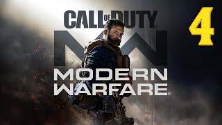 Call of Duty Modern Warfare - Kampania #4 - Koniec