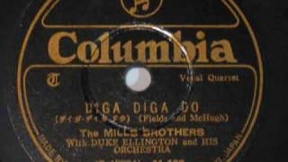 The Mills Brothers - Diga Diga Doo