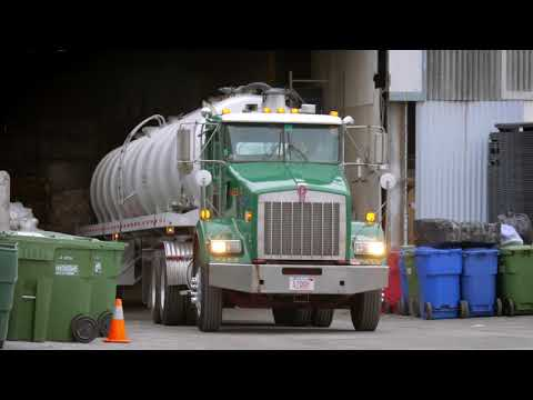 WM CORe® Process - Converting Organic Food Waste Into Energy
