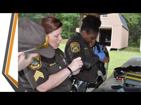On the job with the Newport News Sheriff's Office