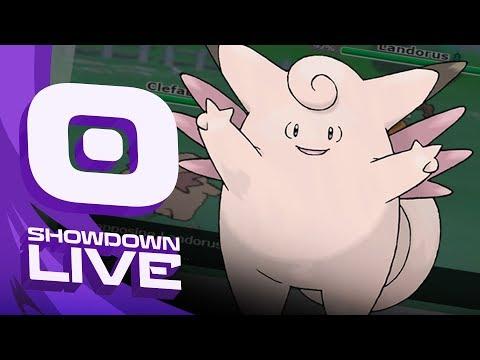 """OST Round 2"" aim vs. The1AndOnlyJake! Pokemon Ultra Sun & Moon! OU Showdown Live w/PokeaimMD"