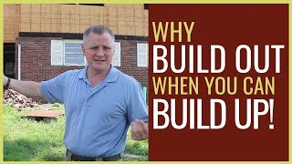 Adding Second Story To House - Second Story Addition To Ranch Style House