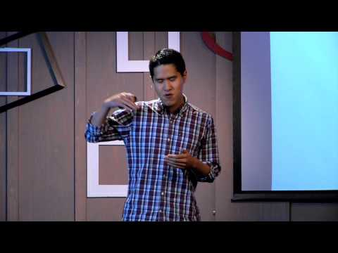 An olive tree -- creating roots of conflict resolution | Kevin Pham | TEDxUCRSalon